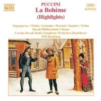 PUCCINI: La Boheme ( Highlights)