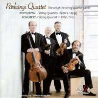 Beethoven / Schubert: The Art of the String Quartet, Vol.11