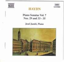 HAYDN: Piano Sonatas vol. 7