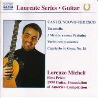 GUITAR RECITAL - MICHELI L.