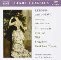 LERNER / LOEWE: Orchestral Selections
