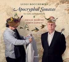 Boccherini: Apocryphal Sonatas for violin and harpsichord