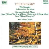 Tchaikovsky; Seasons, Chanson triste