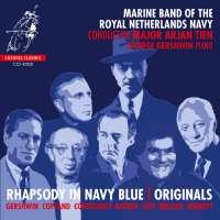 Rhapsody in Navy Blue | Originals
