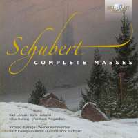 Schubert: Complete Masses