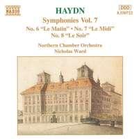 Haydn: : Symphonies 6-8