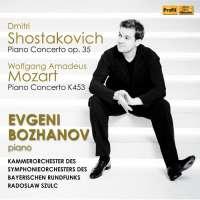 Shostakovich & Mozart: Piano Concertos
