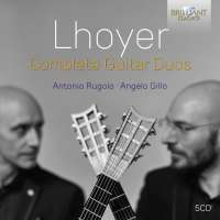 Lhoyer: Complete Guitar Duos