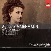Zimmermann: The Violin Sonatas