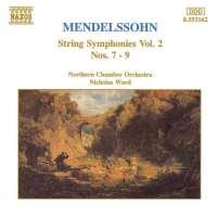 MENDELSSOHN: String Symphonies 7-9