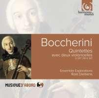 Boccherini: Quintettes avec 2 violoncelles