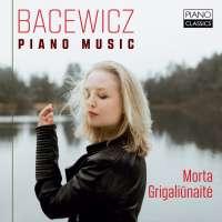 Bacewicz: Piano Music
