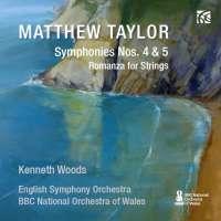 Taylor: Symphonies Nos. 4 & 5