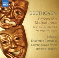 Beethoven: Canons and Musical Jokes