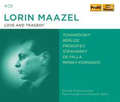 Lorin Maazel - Love and Tragedy