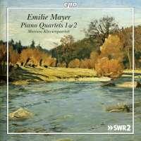 Mayer: Piano Quartets 1 & 2