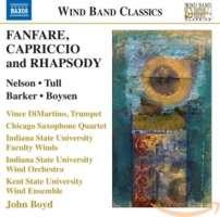 Fanfare, Capriccio and Rhapsody