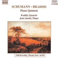 BRAHMS /  SCHUMANN: Piano Quintet