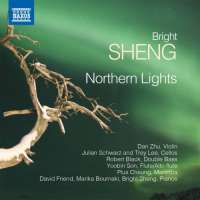 Sheng: Northern Lights, Melodies of a Flute, 4 Movements for Piano Trio