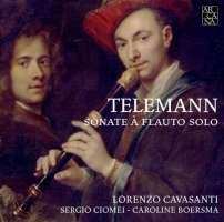 Telemann: Sonate a flauto solo