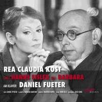 Rea Claudia Kost sings Hanns Eisler and Barbara