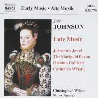 JOHNSON: Lute Music