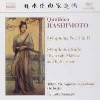 HASHIMOTO: Symphony No. 1; Symphonic Suite