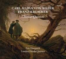 Weber & Krommer: Clarinet Quintets