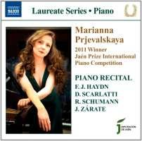 Marianna Prjevalskaya - Piano Recital