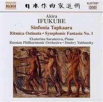 IFUKUBE: Sinfonia Tapkaara; Ritmica Ostinata; Symphonic Fantasia No.1