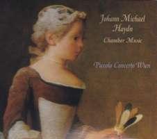 Haydn M: Divertimenti P.98,P.110 & o.P