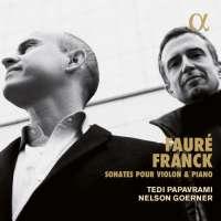 FAURE/ FRANCK: Sonates pour violon & piano