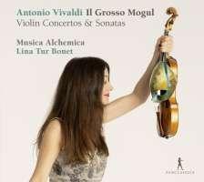 Vivaldi: Il Grosso Mogul - Violin Concertos & Sonatas