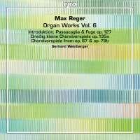 Reger: Organ Works Vol. 6
