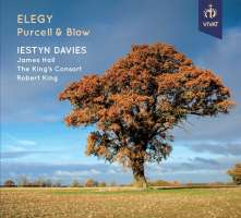 Elegy - Countertenor duets by Purcell & Blow