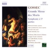 GOSSEC: Grande Messe des Morts