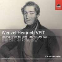 Veit: Complete String Quartets Vol. 2