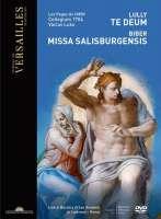 Lully: Te Deum / Biber: Missa Salisburgensis