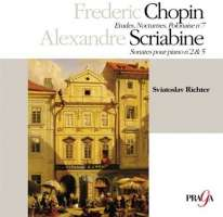 CHOPIN: Etudes, Nocturnes, Polonaise / SCRIABIN: Piano Sonatas 2 & 5