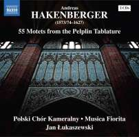 Hakenberger: 55 Motets from the Pelplin Tablature