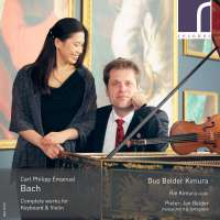 C.P.E. Bach: Complete Works for Keyboard & Violin