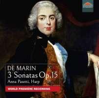 de Marin: 3 Sonatas op. 15