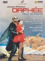 WYCOFANY   Offenbach: Orphee aux Naxos