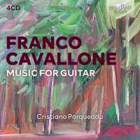 Cavallone: Music for Guitar