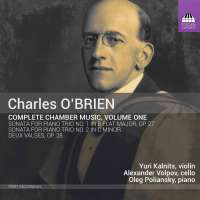 O'Brien: Chamber Music Vol. 1