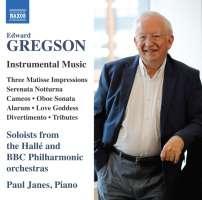 Gregson: Instrumental Music