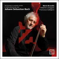 Bach: Sei suonate à cembalo certato è violoncello piccolo solo