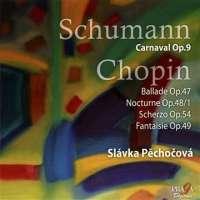 Schumann: Carnaval / Chopin: Ballade No.3