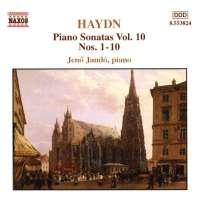 HAYDN: Piano Sonatas vol.10