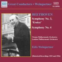Beethoven: Symphonies no. 3 & 4 ( 1933-3